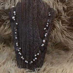 Pretty J. Crew long chain necklace